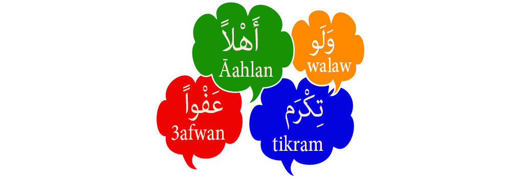 how to say thank you in arabic lebanese