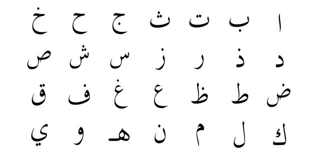 Language archives lebanese arabic institute the arabic alphabet a guide to the phonology and orthography of msa and lebanese arabic m4hsunfo